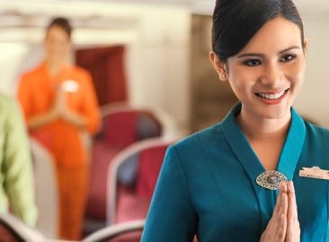 Stewardess Garuda